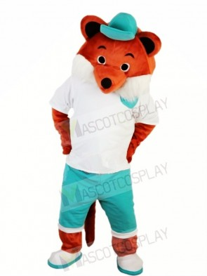 Cartoon Fox Mascot Costumes