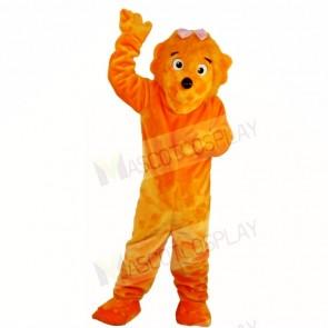Orange Girl Funny Lion Mascot Costumes Cartoon