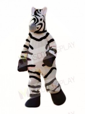Top Quality Lightweight Zebra Mascot Costumes