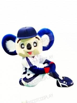Sport Koala Mascot Costume Cartoon