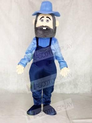 Prospector Mascot Costumes People