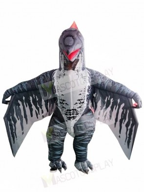 Pterosaur Dinosaur Inflatable Halloween Christmas Costumes for Adults