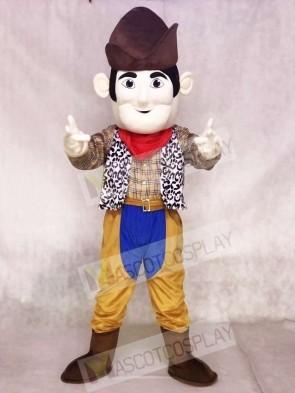 Cowboy Mascot Costumes People