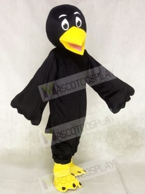 Black Bird Raven Mascot Costumes Animal