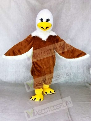 Brown Eagle Mascot Costumes Animal