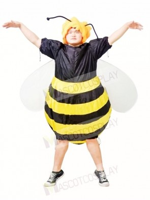 Bumble Bee Hornet Inflatable Halloween Christmas Costumes for Adults