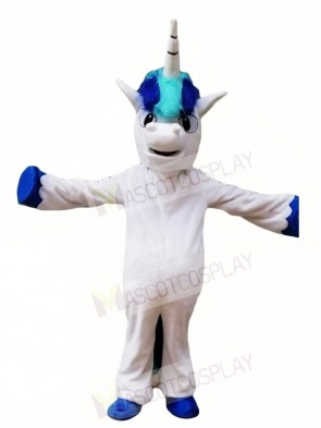 Blue Unicorn Mascot Costumes Animal