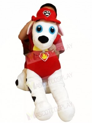 Piggyback Marshall Paw Patrol Carry Me Ride on Dalmatian Dog Mascot Costumes Christmas Xmas