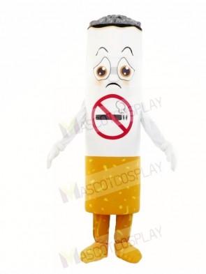No Smoke Tobacco Free Cigarette Mascot Costumes