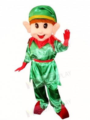 Christmas Elf Mascot Costumes Animal
