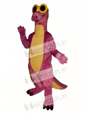 Dyno-Mite Mascot Costume