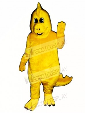 Cute Dinosaur Mascot Costume