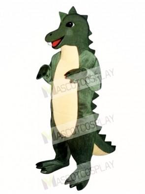 Marsh Dinosaur Mascot Costume