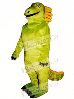 Igor Iguana Mascot Costume