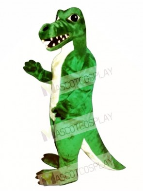 Hungry Alligator Mascot Costume