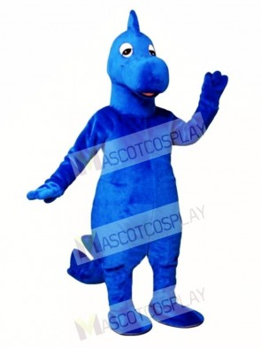 Dilly Dino Mascot Costume