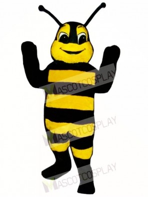 Friendly Bee Mascot Costume