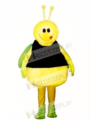 Fat Bug Mascot Costume