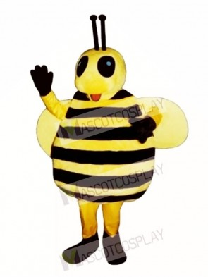 Cuddle Bee Mascot Costume