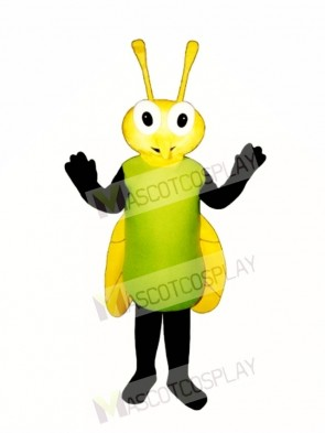 Fairy Fly Mascot Costume