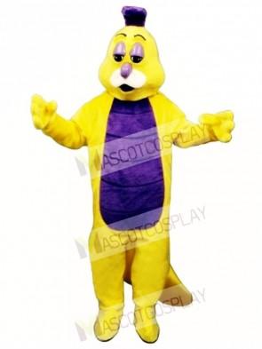Willy Worm Mascot Costume