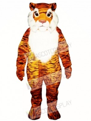 Cute George Tiger Mascot Costume