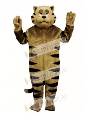 Cute Growly Alley Cat Mascot Costume