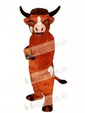 Daisy Cow Mascot Costume