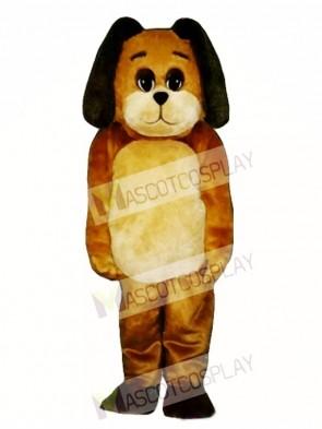Cute Mortimer Mutt Dog Mascot Costume