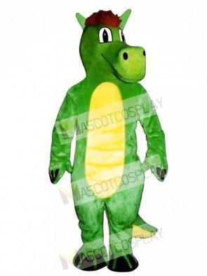 Dopey Dragon Mascot Costume