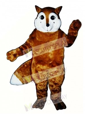 Cute Sly Fox Mascot Costume