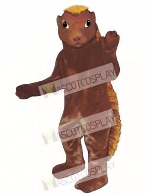Porky Porcupine Mascot Costume