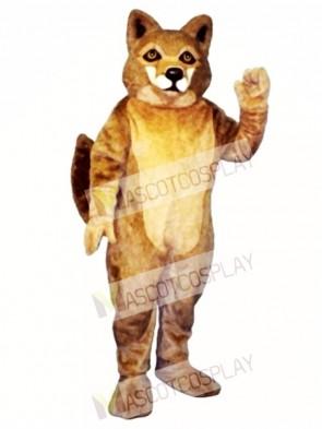 Cute Winston Wolf Mascot Costume
