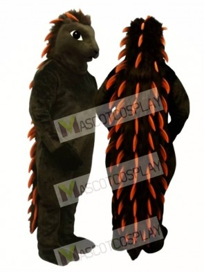 Porcupine Mascot Costume