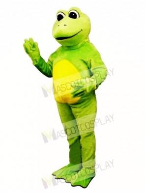 Frog Legs Mascot Costume