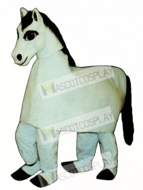Two Man Harriet Horse Mascot Costume