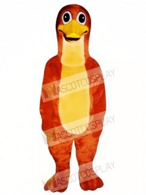 Platypus Duckbill Mascot Costume
