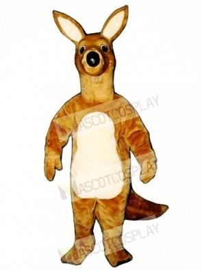 Kenny Kangaroo Mascot Costume