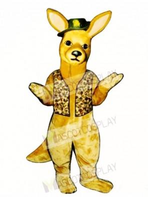 Down Under Kangaroo Mascot Costume