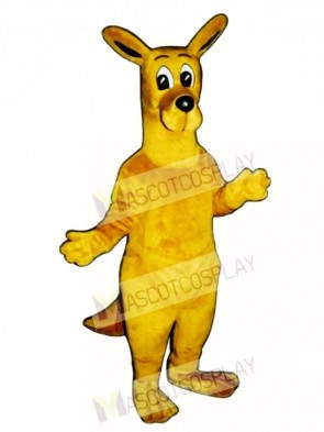 Mr. Roo Kangaroo Mascot Costume