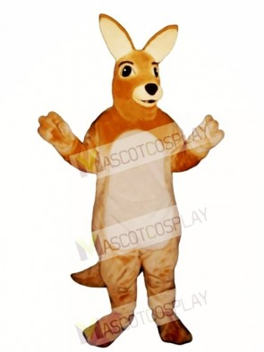 Kirby Mascot Costume Kellie Kangaroo Mascot Costume