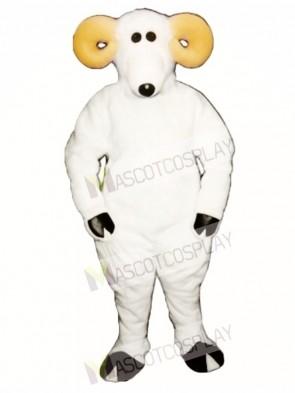 Cute Ronnie Ram Mascot Costume