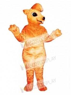Sid Squirrel Mascot Costume