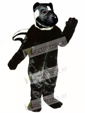 Eastern Skunk Mascot Costume