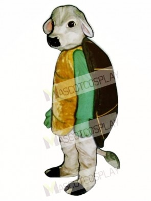 Mock Turtle Mascot Costume