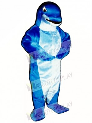 Cute Barracuda Mascot Costume