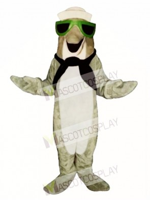Cute Fresh Fish Mascot Costume