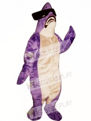 Cute Killer Shark Mascot Costume