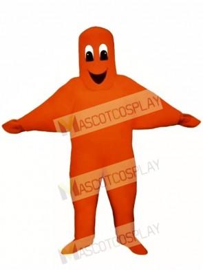 Cute Starfish Mascot Costume