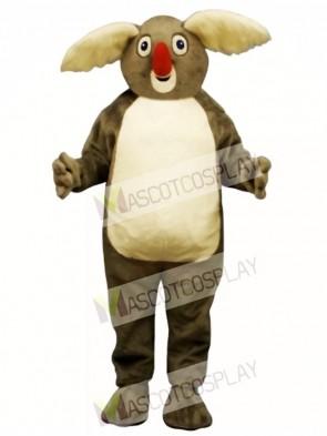 Korey Koala Bear Mascot Costume